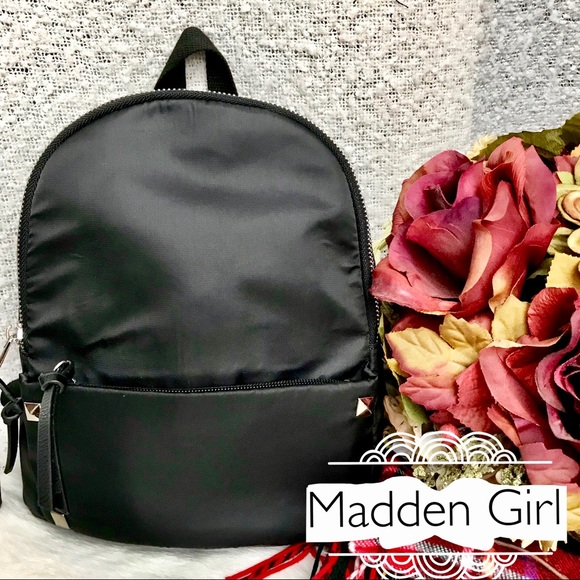 de0e34cc409be Madden Girl Handbags - Madden Girl Mini Backpack✨